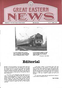 GREAT EASTERN NEWS No. 75 Summer 1993