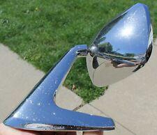 OEM Chrome DRIVERS SIDE VIEW MIRROR 1982-1987 G-BODY Monte Carlo Cutlass Regal +