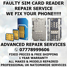 BLACKBERRY BOLD 9900 SIM CARD READER REPAIR SERVICE FAULTY CONNECTOR DAMAGED