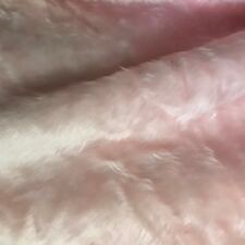 FAUX FUR: BABY PINK  #20170070