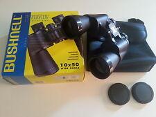 Binocolo BUSHNELL Powerview 10X50 Wide angle Binoculars Jumelles Fernglaser