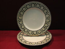 """Set of (2) 222 Fifth San Marco 10 1/2"""" Dinner Plates"""