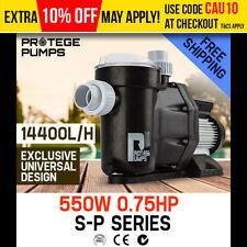 0.75hp Horsepower Pool & Spa Pumps