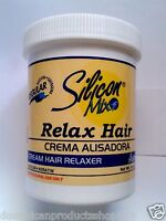 SILICON MIX 8 OZ 225 GRAMS HAIR RELAXER REGULAR RASTREAMENTO BRASIL JAPAN EUROPE