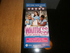 **Waitress The Hit Comedy Musical Flyer With Ashley Roberts & Lucie Jones**