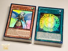 Eatos Dreadscythe Guardian Complete Deck 55 Cards Baou Guardian Ceal