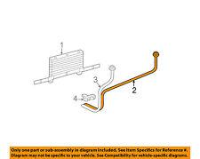 GM OEM Transmission Oil Cooler-Outlet pipe 15809053