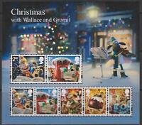 GB 2010 Commemorative Stamps~Christmas~M/S~Unmounted Mint Set~UK
