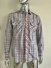 CHEMISE  HOMME  PAUL & JOE TAILLE 38   COMME NEUF AUTHENTIQUE