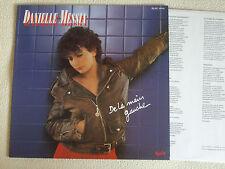 Danielle Messia-de la main gauche LP Barclay France 1982 Presque comme neuf