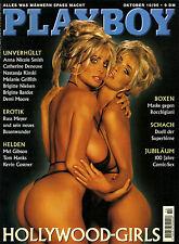 Playboy Oktober/10/1995   Hollywood-Girls u.a. Demi Moore*