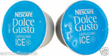 48 x Dolce Gusto Cappuccino Ice Pods,  24 Servings