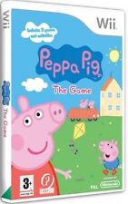 Peppa Pig: The Game Wii NEW And Sealed Original UK Version
