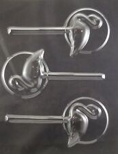 Flamingo Lollipop Chocolate Candy Mold