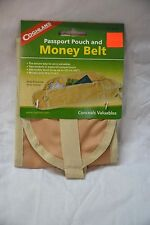 Coghlan's passport pouch and money belt # 8343 ( #bte2 )