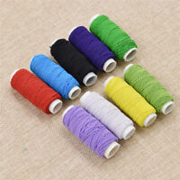 Set of 10 Elastic Sewing Thread  for Clothes Making Multipurpose Tools Supply