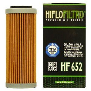 KTM400 EXC 2009 2010 2011 HIFLO OIL FILTER HF652