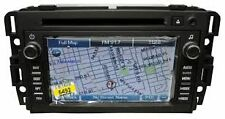 NEW UNLOCKED OEM GM Navigation CD/XM Radio Touch Screen GM PART 15942542