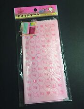 Licensed Sanrio Japan Hello Kitty Travel Wallet Passport Holder Card Case BNWT P