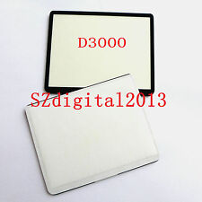 Window Display (Acrylic) Outer Glass For NIKON D3000 Camera Repair Part +Glue