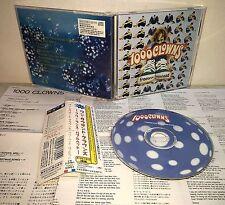 CD 1000 CLOWNS - FREELANCE BUBBLEHEAD - JAPAN - TOCP-50451
