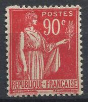 Francia 1923 Yv. 285 Nuovo * 100% 90 c,