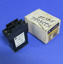 GENERAL ELECTRIC 24VDC COIL SIDE MOUNT AMPLIFIER CLXA01 NIB