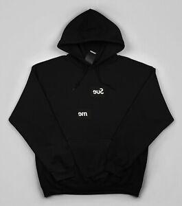 DSM Supreme Sue Me split box logo hoodie Concept Palace New York Revenge kith