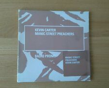 RARE Manic Street Preachers Kevin Carter 1996 UK Radio Promo Sealed CD Alt Rock