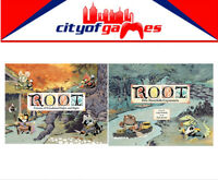 Root and Root The Riverfolk Expansion Board Game Brand New