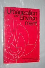 Urbanization and Environment : The Physical Geography of the City (1972, Paper..