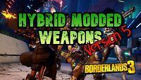Borderlands 3 Level 65 Hybrid V5 Modded Weapons Mayhem 10 PS4/PS5/XBOX/X/S