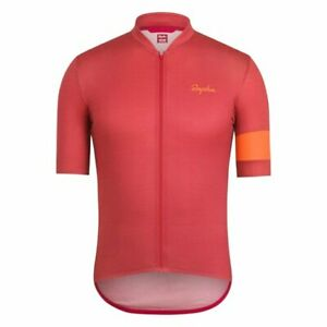 Rapha Lines Flyweight Jersey Red Size Medium BNWT