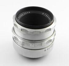 Objektiv M42 Carl Zeiss TESSAR 2.8/50 ALU - Lens M42 50mm f/2.8