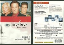 DVD - NIP TUCK : SERIE TV / SAISON 1 - EPISODES 10 à 12