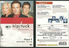 DVD - NIP TUCK : SERIE TV / SAISON 1 - EPISODES 10 à 12