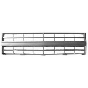 New Front Grille fits 1985-1988 Chevrolet Blazer 15554910