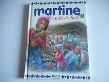 MARTINE LA NUIT DE NOEL - EDITIONS ATLAS JEUNESSE