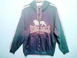 Lonsdale London Men/'s Jacket Sweater Grey Blue all Sizes New with Label