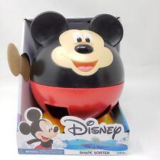 Disney Junior Mickey Shape Sorter