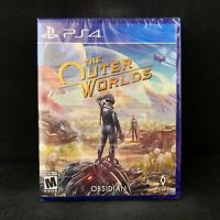 The Outer Worlds  (PlayStation 4 / PS4) BRAND NEW / Region Free