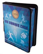 Multisport Awards Case Holder for Childrens Sports Medal, Badge and Certificate