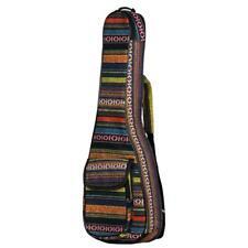Ukulele Padded Gig Bag Concert Case Shoulder Backpack for 23 Inch Guitar Bag