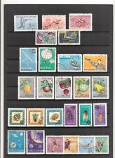 N°16,17,15 - VIETNAM du Nord - ( 1959-75 ) - 76 timbres oblitérés