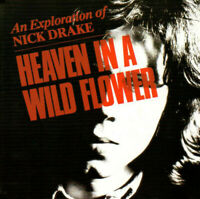 NICK DRAKE ~ Heaven In A Wild Flower ~ 1990 UK 14-track CD album compilation