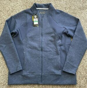 Under Armour Women's UA Golf Layer Jacket Blue 1346932 Size Large