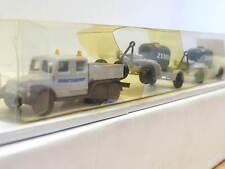 Mini Car 6503 Tatra T141 Zementtransport mit zwei Anhängern OVP (N6469)