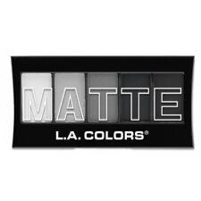 L.A. Colors Matte Eyeshadow - Black Lace (Free Ship)