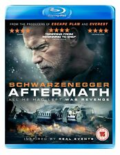 Aftermath Blu-ray Arnold Schwarzenegger
