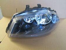 GENUINE SEAT IBIZA CORDOBA LHD DRIVERS HEAD LAMP LIGHT 6L1941751AA 6L1941005M